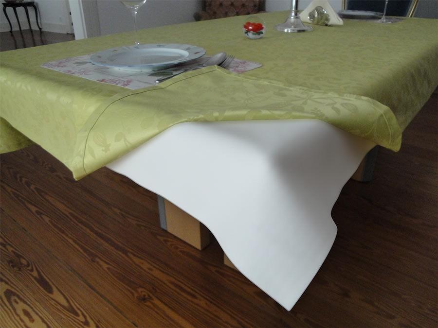 Tischschoner breite 100 cm